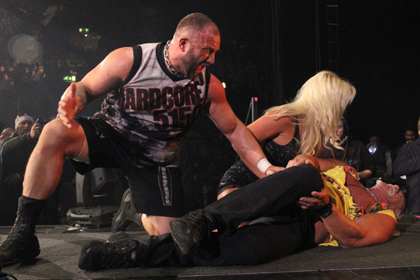 TNA Impact Wrestling: Bully Ray and Sting Take on Aces and ...  Brooke Tessmacher Aces And Eights