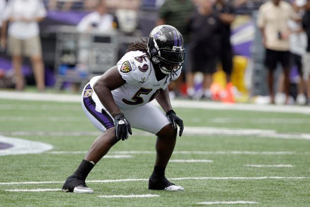 Ravens Met Today with Linebacker Dannell Ellerbe's Agent