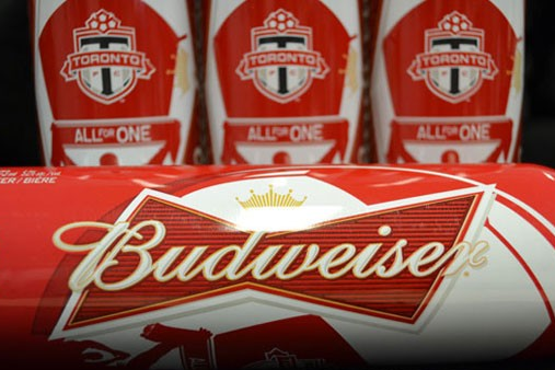 TFC Partners with Budweiser