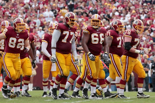 Right Tackle — a Redskins Need — Tends to Be an Undervalued Position