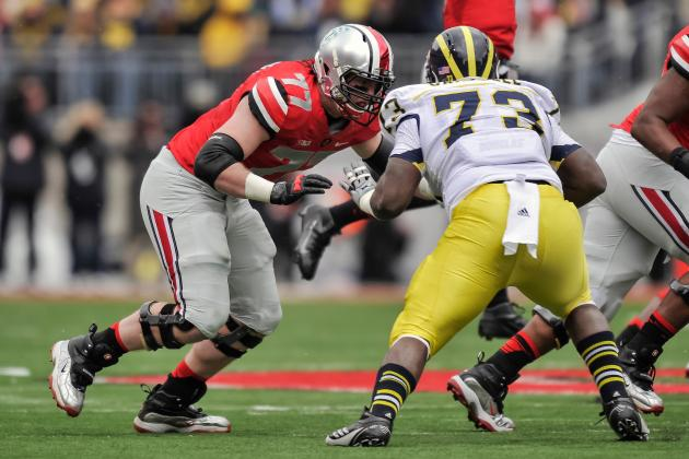 Ohio State OL Reid Fragel Might Have Gone to U-M If Carr Hadn't Retired