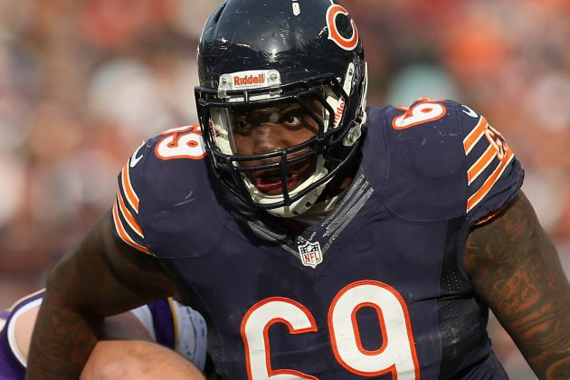 Bears Will Franchise DT Henry Melton If a Long-Term Deal Isn't Reached
