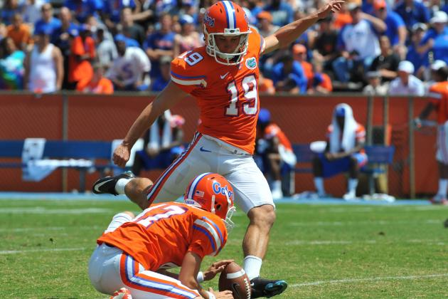 Florida Gators at 2013 NFL Combine: Thursday