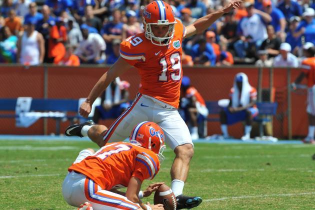 Florida Gators at 2013 NFL Combine: Thursday