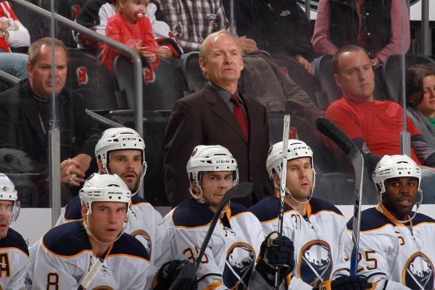 Buffalo Sabres: The Moment Lindy Ruff Became One of Buffalo's Own