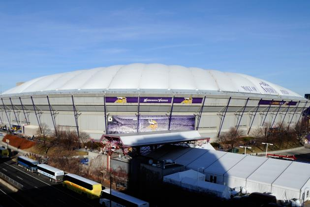 Upcoming Season Will Be Vikings Last in the Metrodome