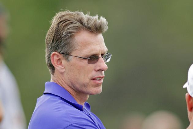 Vikings GM Rick Spielman Sees Good Reasons to Stockpile Draft Picks