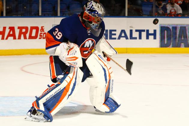 New York Islanders Place Rick DiPietro on Waivers