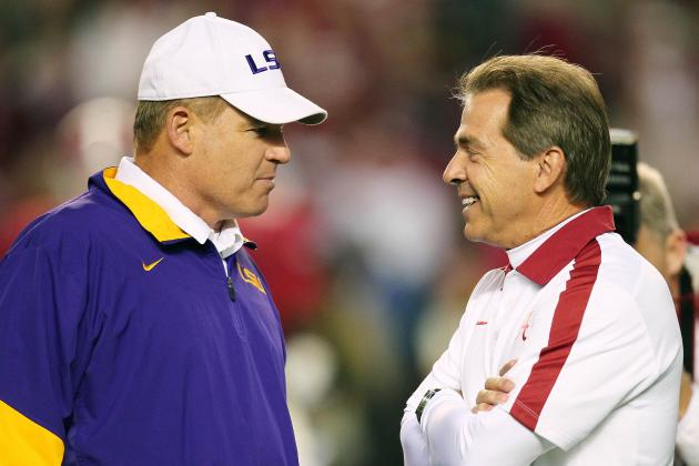 Can Alabama Steal Four 2014 5-Star Recruits from LSU's Backyard?