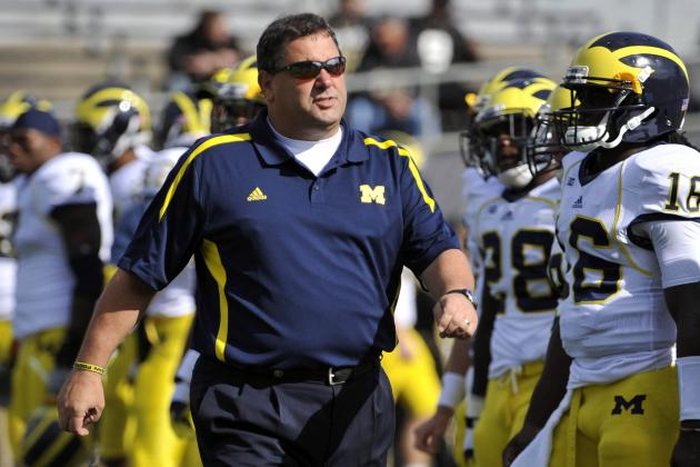 2014 LB Michael Ferns Already Going Hard on the Recruiting Trail for Michigan