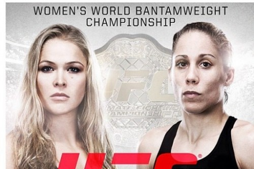 UFC 157 Start Time: Where and When To Watch Rousey vs. Carmouche Event