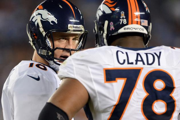 NFL Draft 2013: Denver Broncos Need Help on the Offensive Line