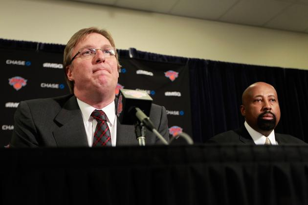 Debate: What Grade Would You Give the Knicks' Trade Deadline?