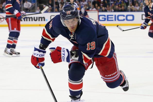 Sluggish Rangers Blow Third-Period Lead, Game