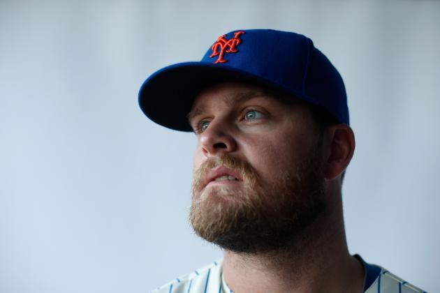 Collins, Mets Set to Wake Sleeping Giant Lucas Duda