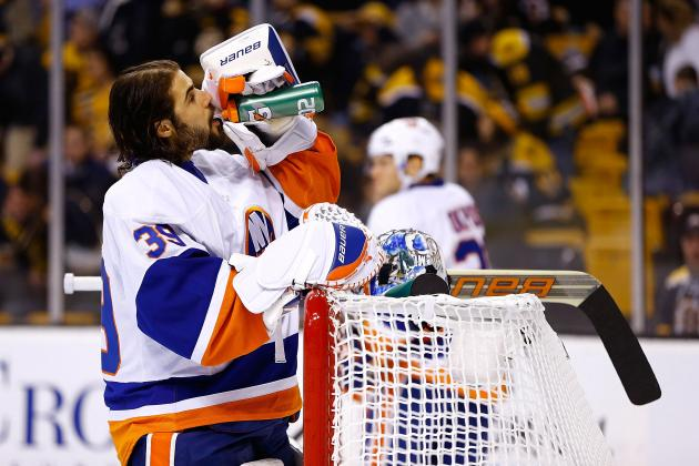 NY Islanders Waive Rick DiPietro; What This Move Means for the Club