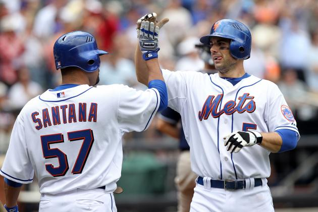 Who Must Have Bigger Year to Silence NY Media, Johan Santana or David Wright?