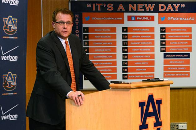 Auburn Football: How Newly Hired
