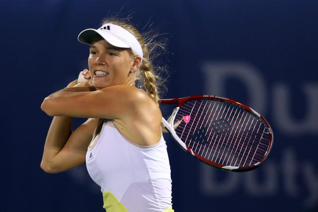 Wozniacki, Kvitova to Meet in Dubai Semifinals