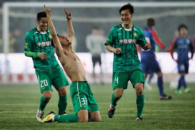 China's Super League Is Growing, but Rife with Problems