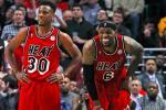Classy Bulls Fans Celebrate LeBron Injury