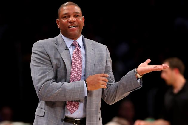 Doc Rivers Talks About New Celtics Guard Jordan Crawford