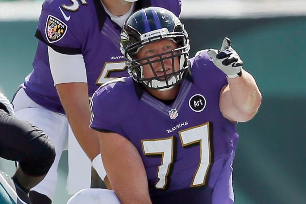 The Next Step for the Baltimore Ravens Now That C Matt Birk Has Retired