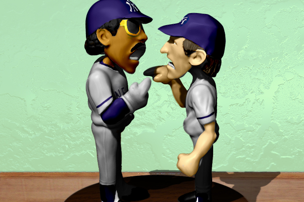 The Bobblehead Project: An Introduction and Billy vs. Reggie