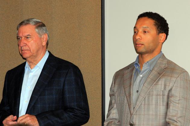 No Time Table Set for Transition to Doug Whaley as GM