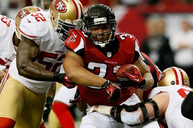 Atlanta Falcons Reportedly Release RB Michael Turner