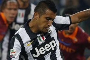 Vidal & Caceres Injury Doubts
