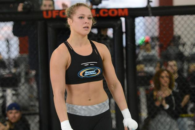 Ronda Rousey Is Perfect Building Block for UFC Women's Division
