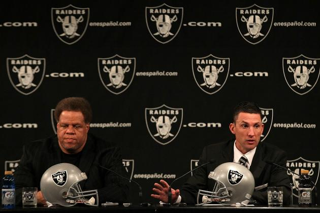 Oakland Raiders' Brass Still Must Prove Themselves