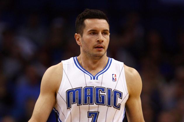 Exclusive: J.J. Redick Reacts to Being Traded by the Orlando Magic