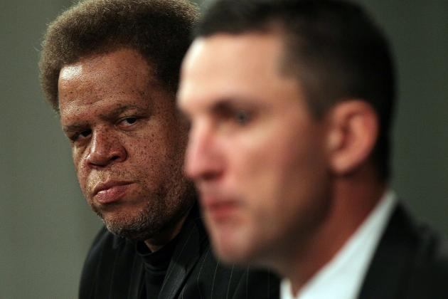 NFL Combine Critical for Reggie McKenzie