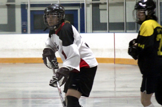Ottawa Flavor on National Ball Hockey Team, Courtesy of OVWBHL