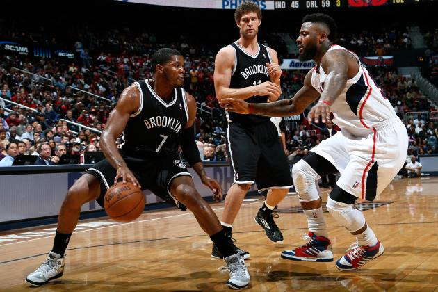 Joe Johnson Injury: Updates on Nets Star's Foot