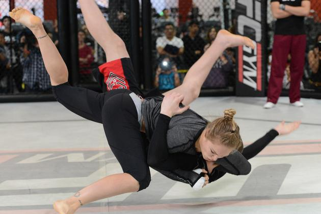Ronda Rousey Must Show Well-Rounded Attack to Impress Hardcore MMA Fans