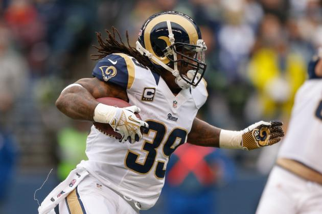 Steven Jackson Rumors: Should Chiefs Pursue Veteran RB in Free Agency?