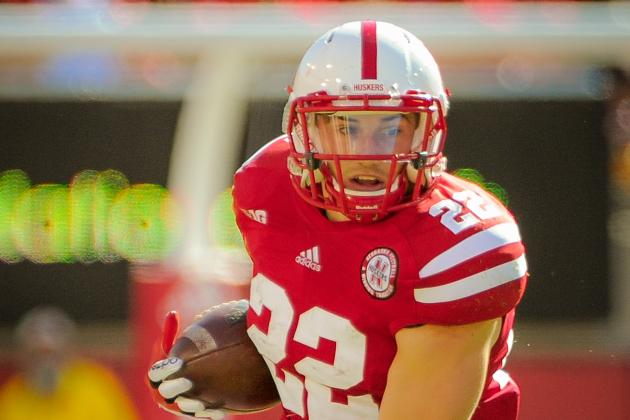Burkhead Feels Good About His NFL Prep Work