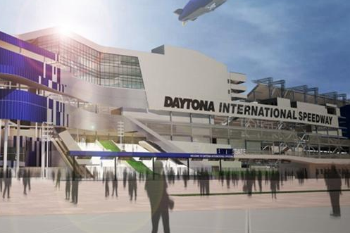 Daytona International Speedway Reveals Renovation Concepts