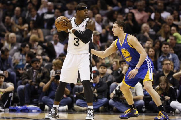 Spurs @ Warriors Preview