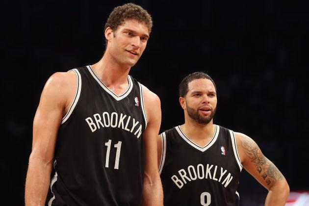 Brook Lopez Is Masking Deron Williams' Shortcomings for Brooklyn Nets