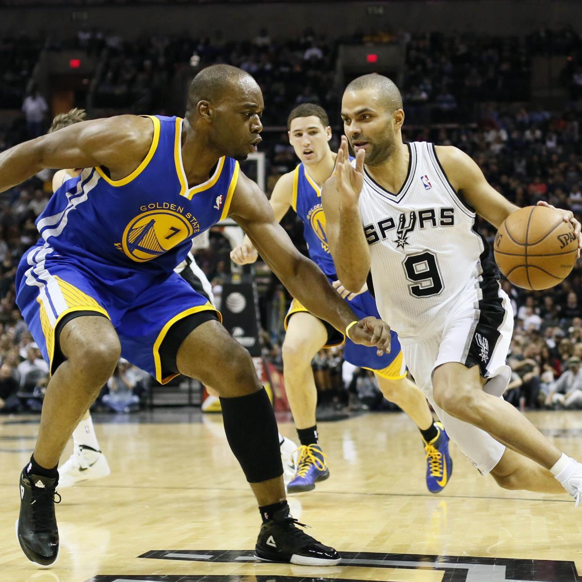 NBA Picks: San Antonio Spurs Vs. Golden State Warriors