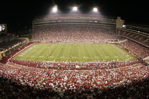 Razorback Stadium Recognized