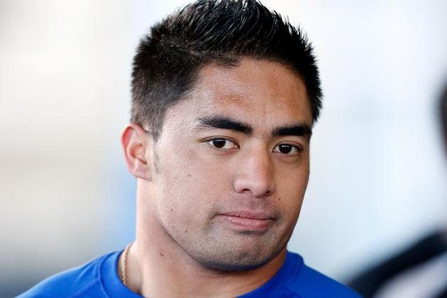 Falcons to Interview Linebacker Manti Te'o