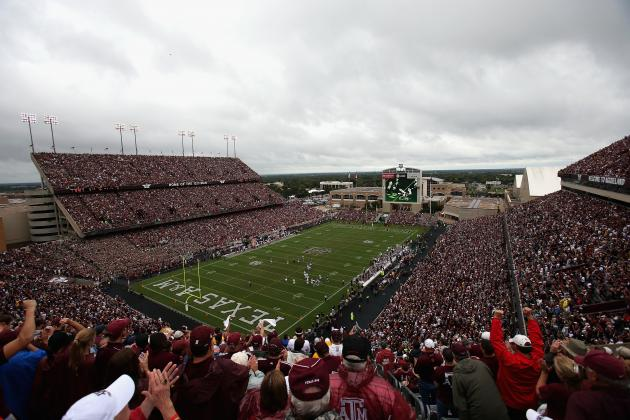 Texas A Police Investigate Bomb Threat at Kyle Field