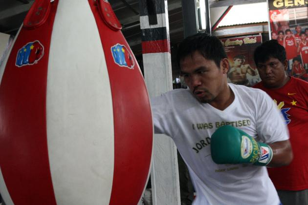 Manny Pacquiao: Filipino Boxer Must Be Patient Scheduling Potential Marquez Bout