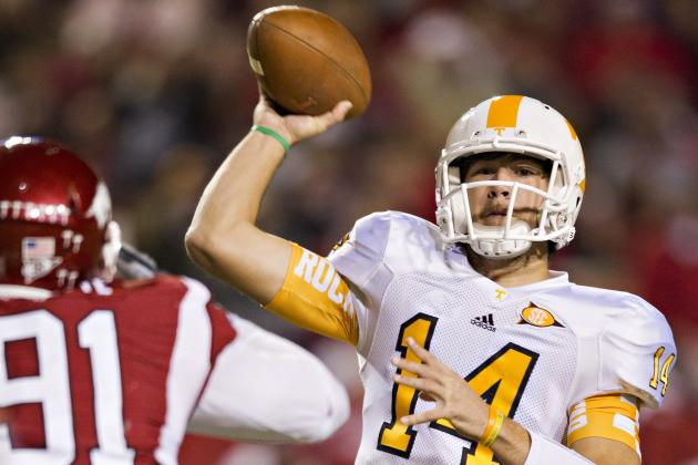UT Spring Position Preview: Quarterback