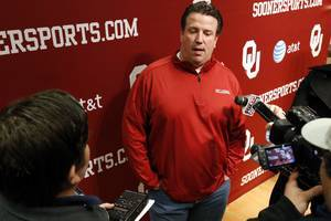 OU's Brand Might Make Bill Bedenbaugh's Job a Little Easier